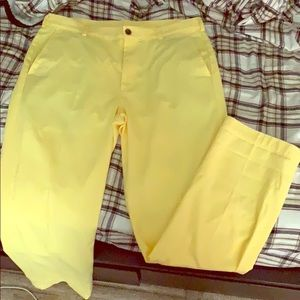 Brooks Brother yellow dress pant